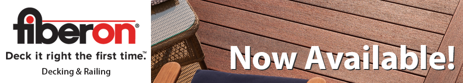 Fiberon Decking - Now Available!