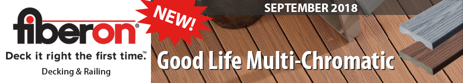 Fiberon Good Life Multi-Chromatic
